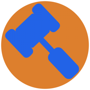 gavel_blue_orange
